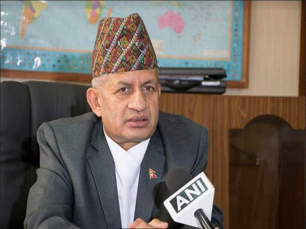 Nepal Foreign Minister Pradeep Kumar Gyawali