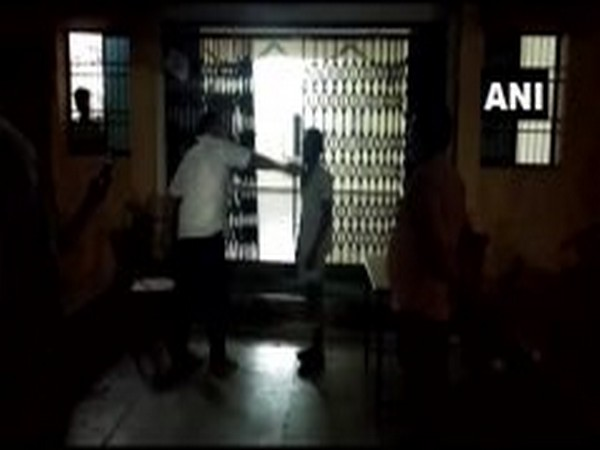 Visual from the video (Photo/ANI)