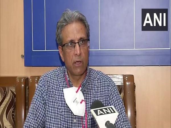 Anand Sharma, Deputy Director-General, IMD (Photo/ANI)