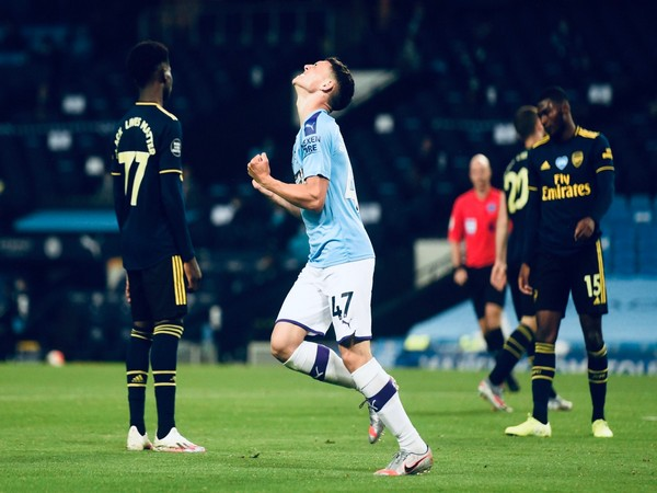 Manchester City's Phil Foden. (Photo/ Phil Foden Twitter)