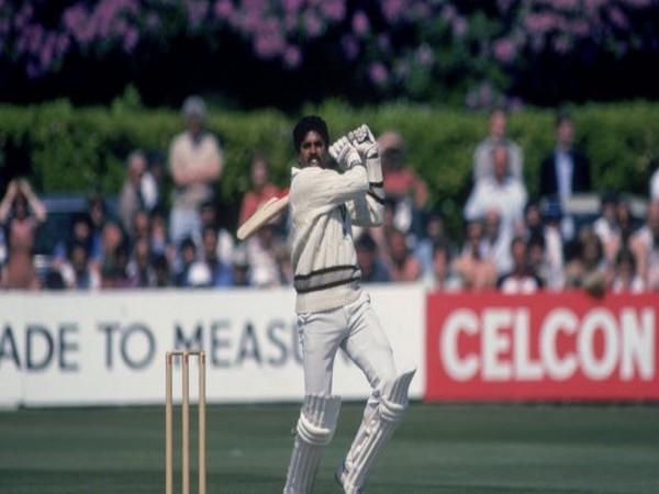 Former India all-rounder Kapil Dev. (Photo/ Mohammad Kaif Twitter)