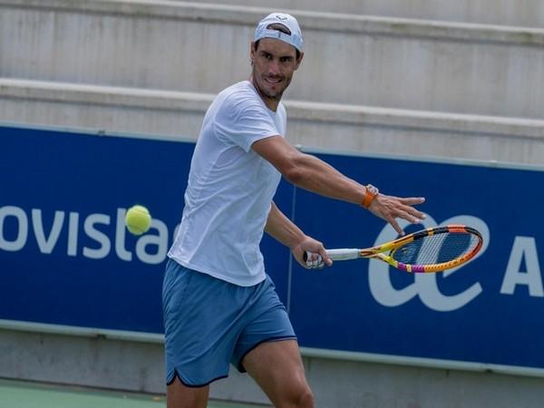 Rafael Nadal (Photo: Twitter/Rafael Nadal)