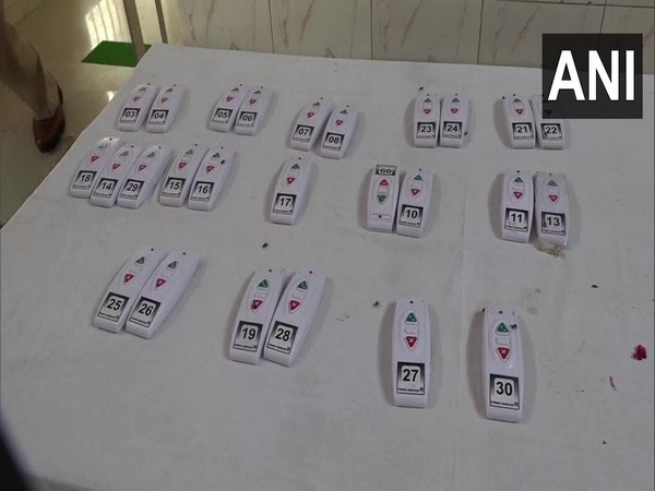 Agra district jail sets up panic buttons in every barrack for inmate medical assistance. (Photo/ANI)