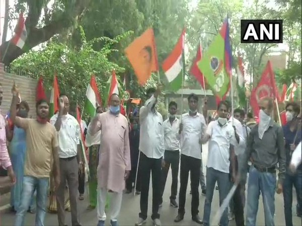 CIL workers in Ranchi protest against privatisation