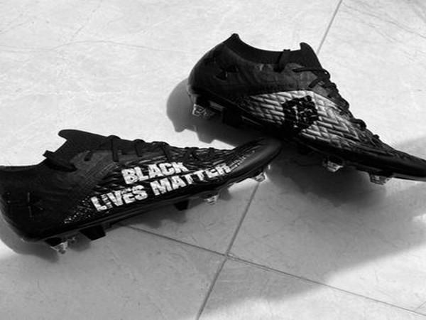 Trent Alexander-Arnold's boots (Photo/ Trent Alexander-Arnold Twitter)