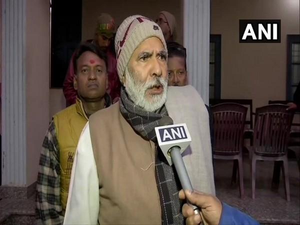 Raghuvansh Prasad Singh (File Photo/ANI)
