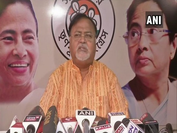 Partha Chatterjee, State Education Minister (File Photo/ANI)