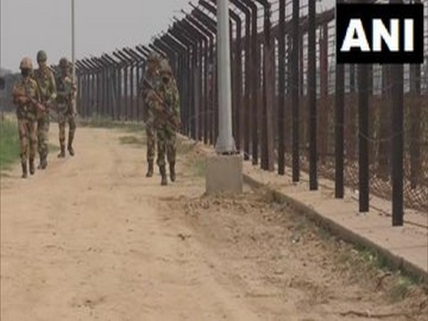 Visual from the border area (Photo/ANI)