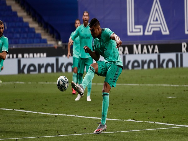 Real Madrid's Casemiro (Photo/ Real Madrid Twitter)