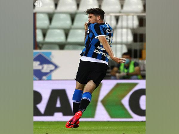 Alessandro Bastoni. (Photo/ Inter Milan Twitter)