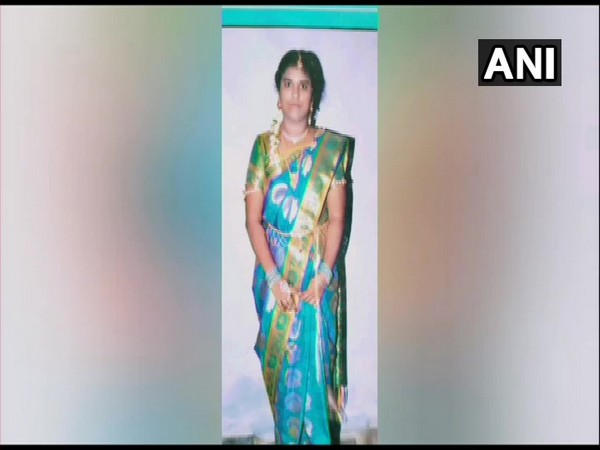 Lavanya, woman who died during childbirth. Photo/ANI