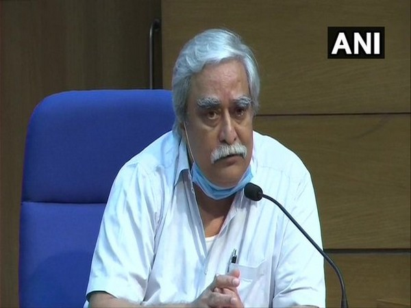 Raman Gangakhedkar, senior scientist of ICMR. (File Photo)