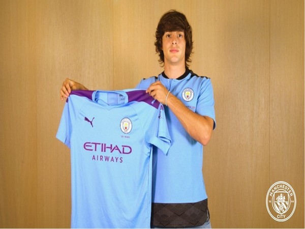 Pablo Moreno (Photo/ Manchester City Twitter)