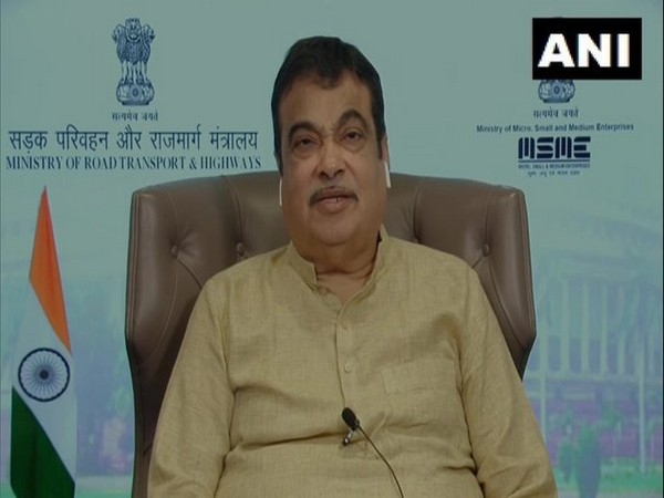 Union Minister Nitin Gadkari. [File Photo]
