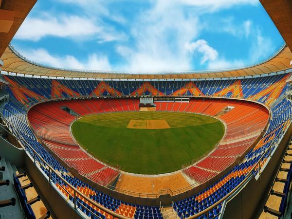 Motera Stadium (Photo/ Jay Shah Twitter)