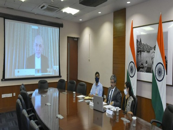 India participated in a meeting of regional partners on Afghanistan - 'Strengthening Consensus for Peace'