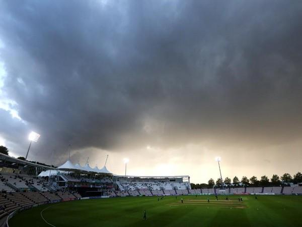 The Ageas Bowl, Southampton. (Photo/ ICC Twitter)