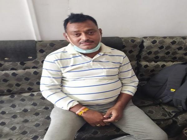 Kanpur encounter main accused Vikas Dubey. (Photo: Madhya Pradesh Police)