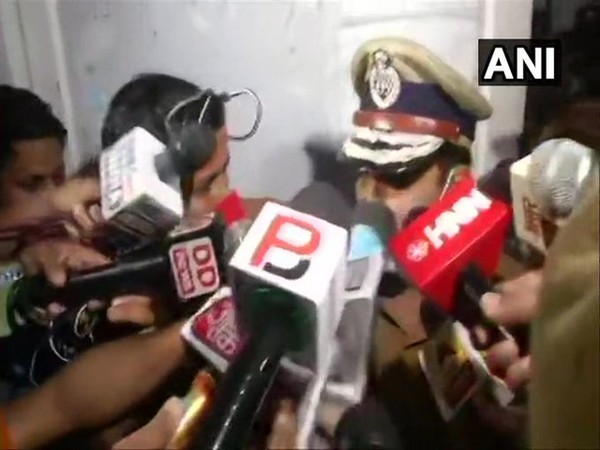 IG Kanpur Mohit Agarwal speaking to reporters on Friday. (Photo/ANI)