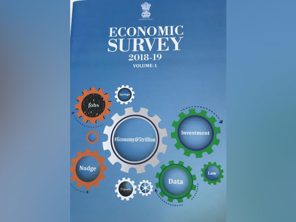Finance and Corporate Affairs Minister Nirmala Sitharaman presented the Economic Survey 2018-19 in Parliament on Thursday.