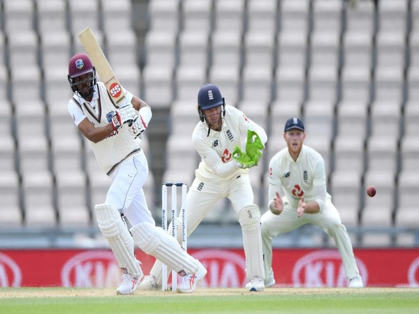 The second Test between West Indies and England will begin on July 16. (Photo/ ICC Twitter)