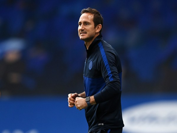 Chelsea manager Frank Lampard. (Photo/ Chelsea Twitter)