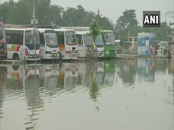 Parts of Darbhanga district flooded