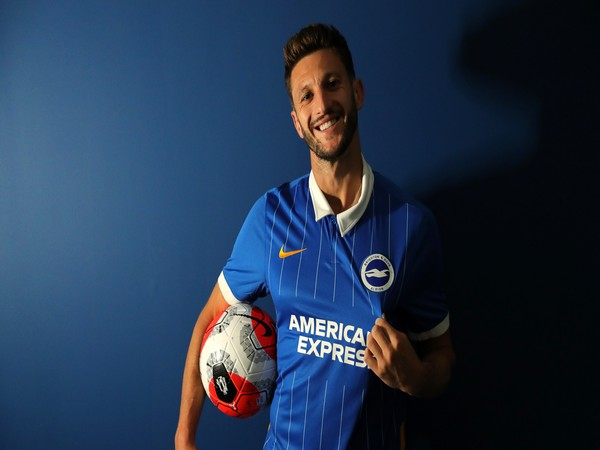 Adam Lallana (Photo/ Brighton and Hove Albion Twitter)