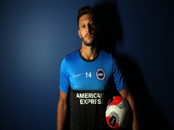 Adam Lallana (Photo/ Brighton and Hove Albion)