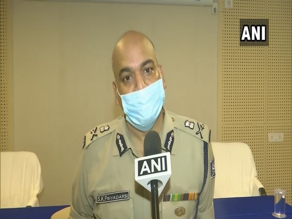 Soumendra Priyadarshi, Additional Director General of Police (Crime Branch and Law and Order) of Odisha Police in conversation with ANI.