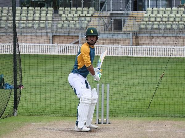 Pakistan batsman Khushdil Shah. (Photo/ PCB Twitter)