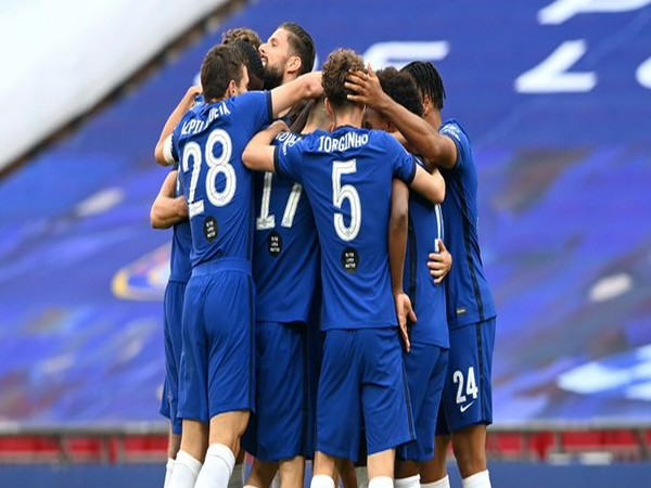 Chelsea wins FA Cup semi-final clash against Manchester United (Photo/ Chelsea FC Twitter)