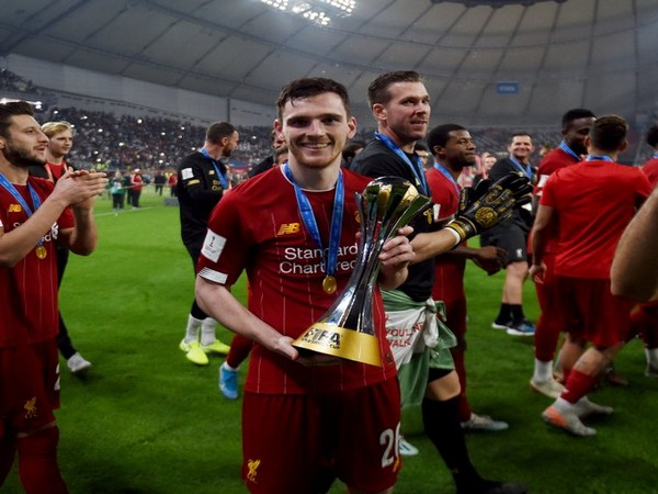Andy Robertson (Photo/Liverpool Twitter)