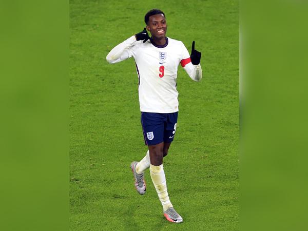 Arsenal forward Eddie Nketiah (Photo/ Eddie Nketiah Twitter)