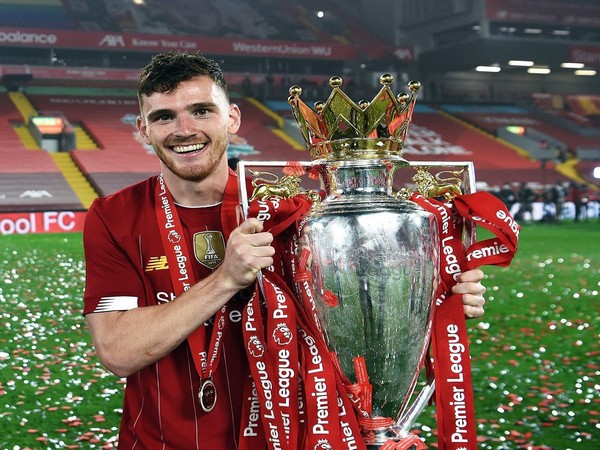 Andy Robertson (Photo/Andy Robertson Twitter)