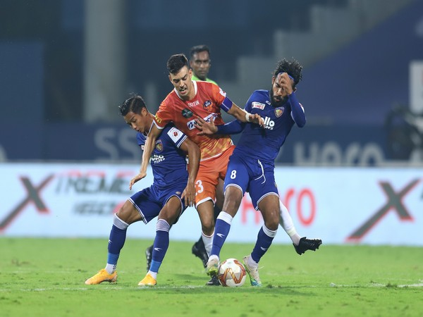 FC Goa captain Edu Bedia