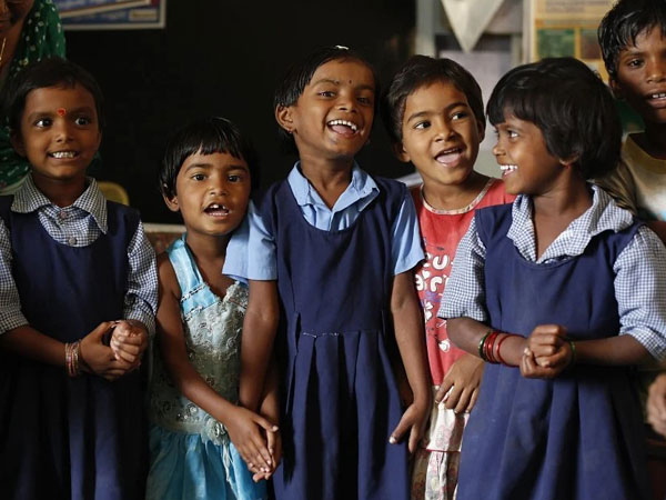 At least 3.2 lakh out-of-school children, including refugees and internally displaced children, will benefit.