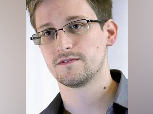 Former US National Security Agency (NSA) contractor and whistleblower Edward Snowden