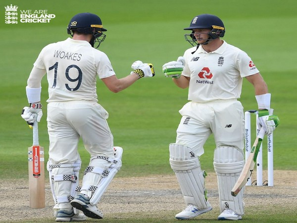 Jos Buttler and Chris Woakes guide England to three-wicket win over Pakistan (Photo/ England Cricket Twitter)