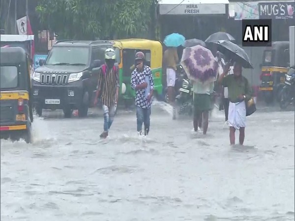 Parts of Kerala's Kochi witnessed severe water logging due to heavy rainfall.