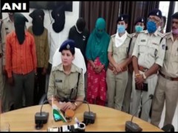 Six people have beel arrested by Betul Police in connection with Additional District and Sessions judge and hi son's death (Photo/ANI)