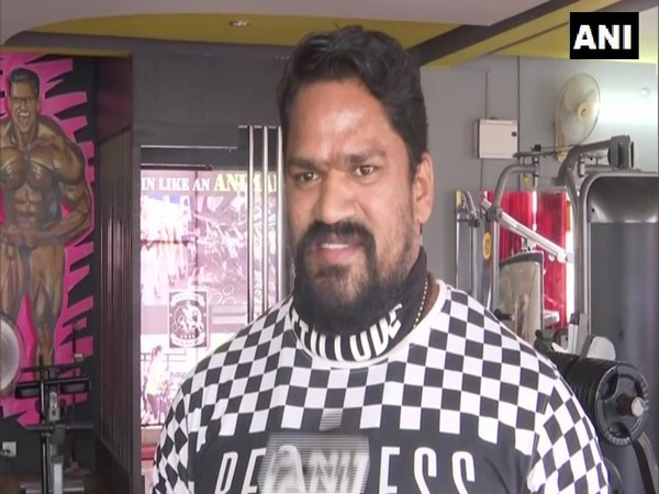 Prasad Kumar, a gym owner in Bangalore in conversation with ANI.