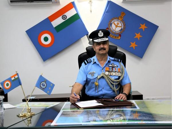 Air Marshal VR Chaudhari AVSM VM