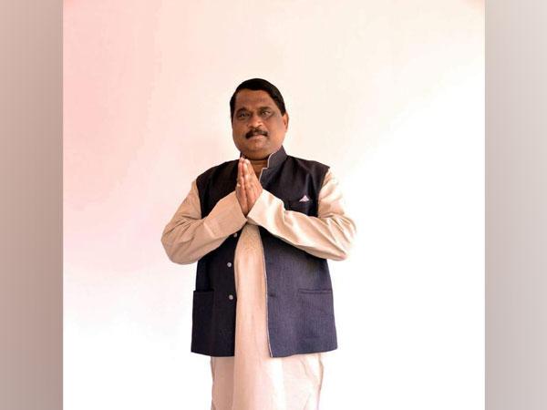 Former Speaker of Goa Assembly and BJP leader Anant Shet. [Image source/Pramod Sawant Twitter]