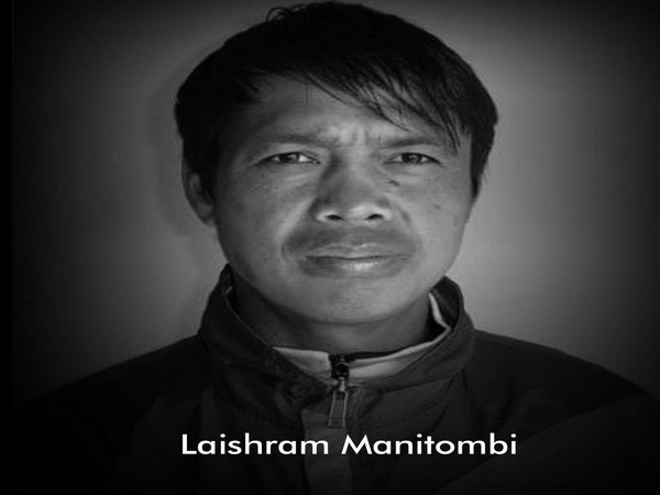 Manitombi Singh (Photo/ Kiren Rijiju Twitter)