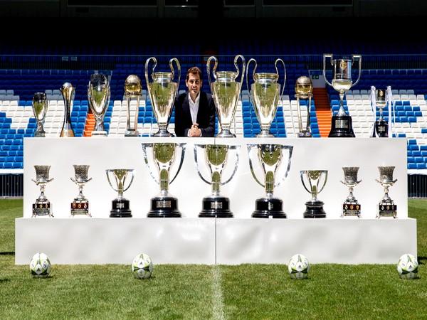Iker Casillas (Photo/ Real Madrid Twitter)