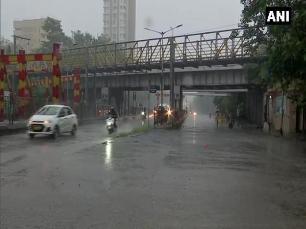 A rain visual from Sion King Circle