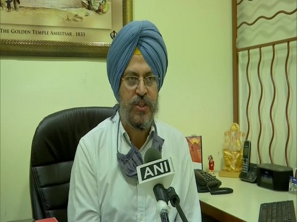 Travel Agency Association of India Chairman HS Sidhu speaking to ANI (Photo/ANI)