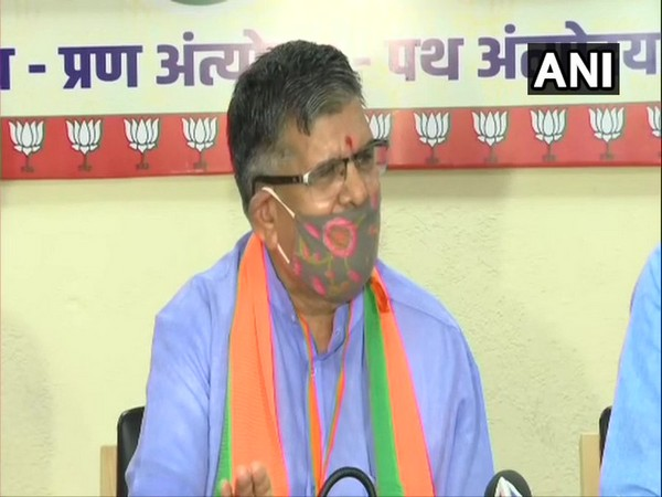 Gulab Chand Kataria, Leader of Opposition in Rajasthan Assembly (Photo/ANI)