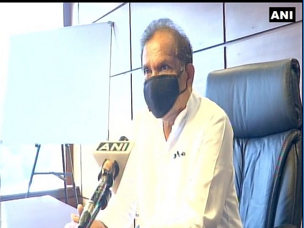 KJ George, former Karnataka Minister speaking to ANI (Photo/ANI)